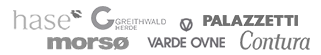 Ofenladen Osburg Marken Logos